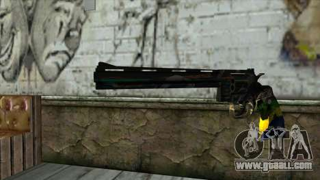 Colt Python from PointBlank v1 for GTA San Andreas