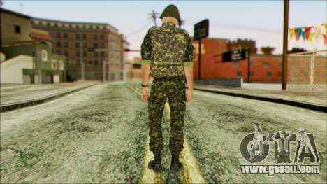 Marine APU v1 for GTA San Andreas second screenshot