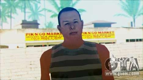 New Wmyjg for GTA San Andreas third screenshot
