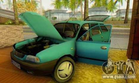 Dacia 1310 Liberta v1.1 for GTA San Andreas right view