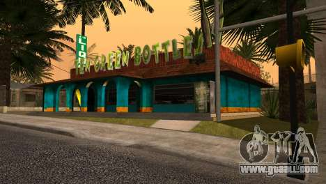 New bar in Ganton for GTA San Andreas second screenshot