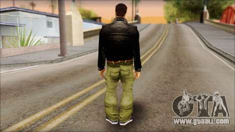 Shades Claude v2 for GTA San Andreas second screenshot