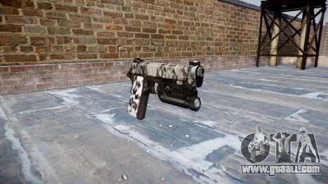 Gun Kimber 1911 Diamond for GTA 4