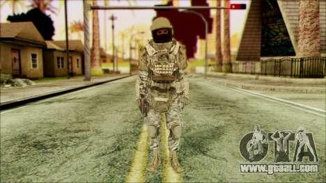 Ranger (CoD: MW2) v3 for GTA San Andreas
