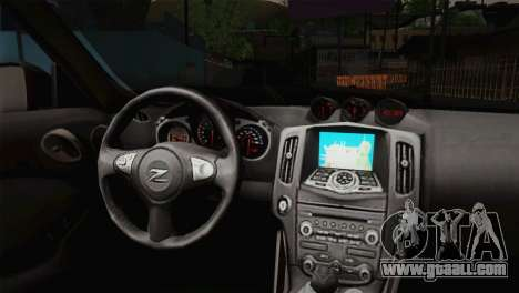 Nissan 370Z for GTA San Andreas