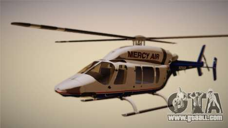 Bell 429 v3 for GTA San Andreas