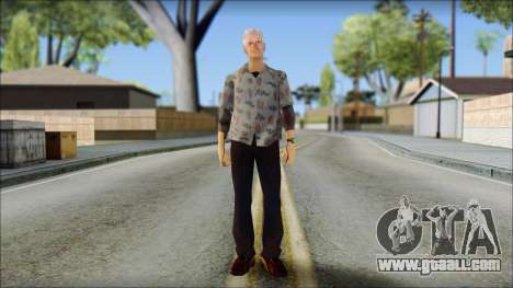Doc from Back to the Future 1955 for GTA San Andreas