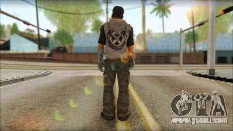 Iceman Street v1 for GTA San Andreas second screenshot