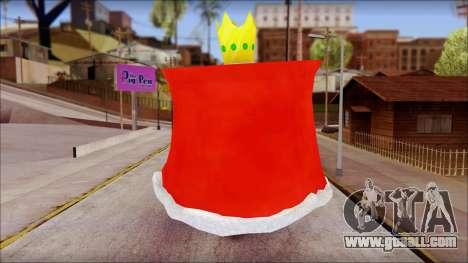 Kingjelly from Sponge Bob for GTA San Andreas second screenshot