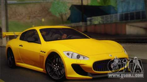 Maserati Gran Turismo MC Stradale for GTA San Andreas