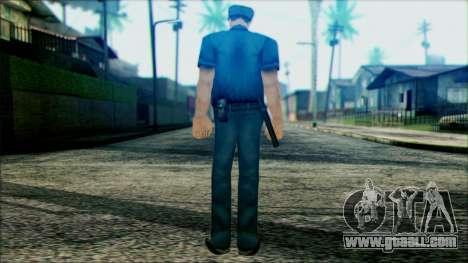 Manhunt Ped 2 for GTA San Andreas second screenshot