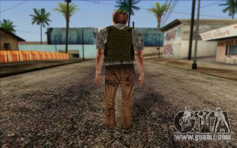 Dixon from ArmA II: PMC for GTA San Andreas second screenshot