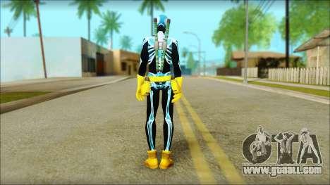 Kick Ass 2 Dave v3 for GTA San Andreas second screenshot