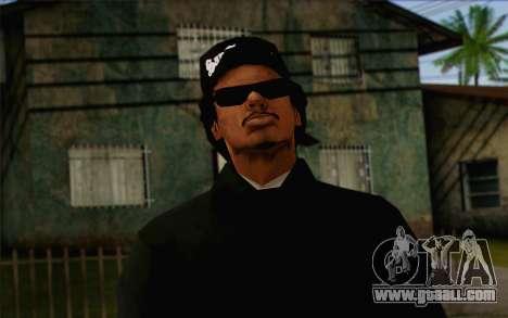 N.W.A Skin 3 for GTA San Andreas third screenshot