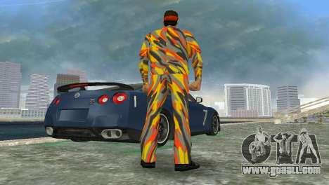 Camo Skin 15 for GTA Vice City second screenshot