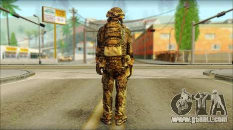 Fighter OGA (MoHW) v3 for GTA San Andreas second screenshot