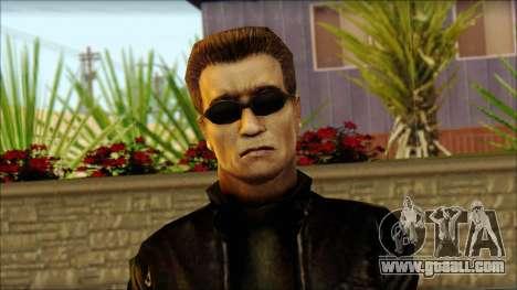 Arnold Shvarzneger for GTA San Andreas third screenshot