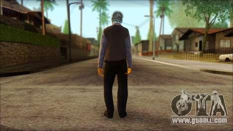 GTA 5 Ped 16 for GTA San Andreas second screenshot