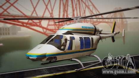 Bell 429 v1 for GTA San Andreas