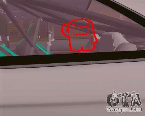 Honda Civic EM1 V2 for GTA San Andreas right view
