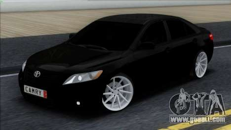 Toyota Camry for GTA San Andreas