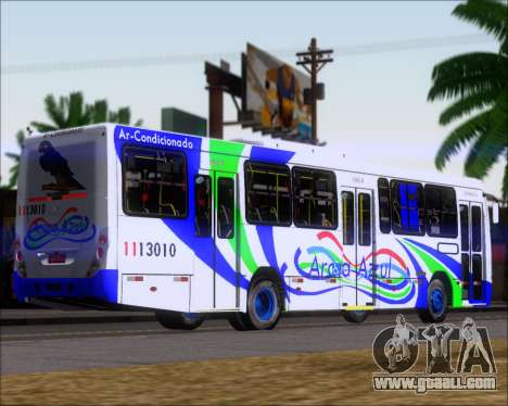 Marcopolo Torino 2007 - Mercedes-Benz OF-1722 for GTA San Andreas left view