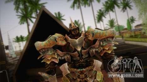 Grimlock v2 for GTA San Andreas third screenshot