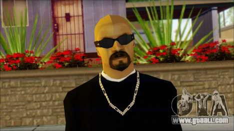 El Coronos Skin 1 for GTA San Andreas third screenshot