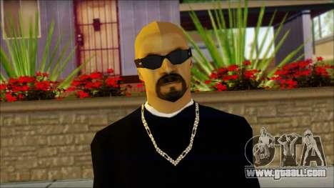 El Coronos Skin 1 for GTA San Andreas third screenshot