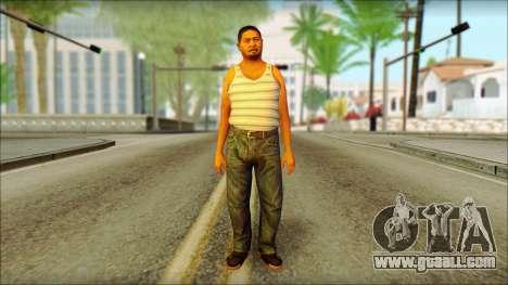 GTA 5 Ped 3 for GTA San Andreas