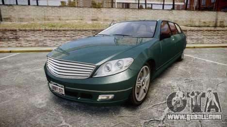 Benefactor Schafter Limousine for GTA 4