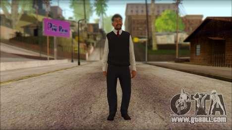 GTA 5 Ped 15 for GTA San Andreas