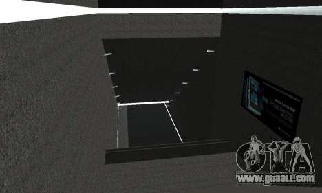 A new metro station in San Fierro for GTA San Andreas ninth screenshot