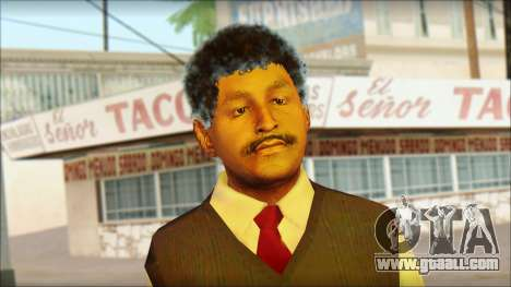 GTA 5 Ped 15 for GTA San Andreas third screenshot