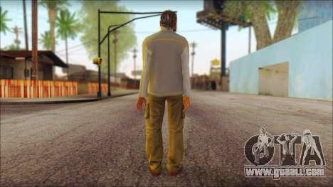 GTA 5 Ped 7 for GTA San Andreas second screenshot