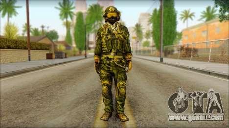 Fighter OGA (MoHW) v2 for GTA San Andreas