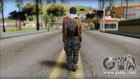 Division Skin for GTA San Andreas second screenshot