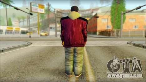 Plen Park Prims Skin 3 for GTA San Andreas second screenshot