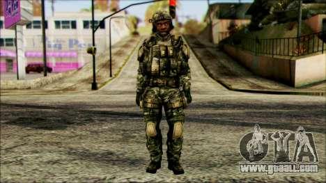 Fighter (PLA) v6 for GTA San Andreas