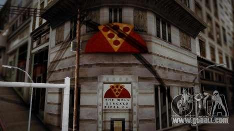 Graphic Unity v3 for GTA San Andreas sixth screenshot