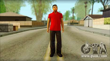 Michael from GTA 5v3 for GTA San Andreas