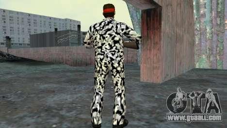 Camo Skin 05 for GTA Vice City forth screenshot