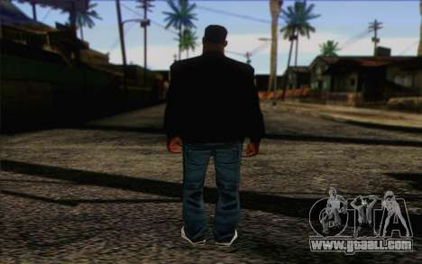 N.W.A Skin 2 for GTA San Andreas second screenshot