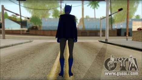 Batgirl for GTA San Andreas second screenshot