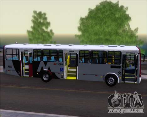 Marcopolo Torino G7 2007 - Volvo B270F for GTA San Andreas back view