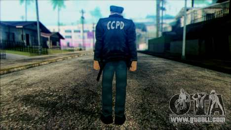 Manhunt Ped 3 for GTA San Andreas second screenshot