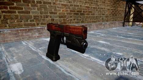 Pistol Glock 20 bacon for GTA 4