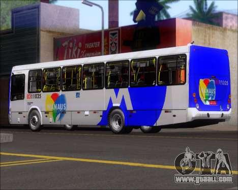 Marcopolo Torino 2007 Volksbus 17-230 EOD for GTA San Andreas