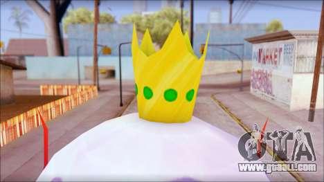 Kingjelly from Sponge Bob for GTA San Andreas third screenshot
