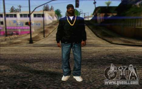 N.W.A Skin 2 for GTA San Andreas